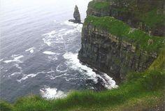 Ireland my photo - Cliffs of Moher
