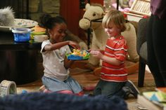 Zola and Bailey