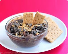Nutella Chocolate Dip
