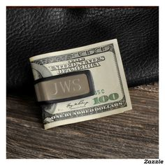 Personalized Money Clip - Sporty Fit #giftforhim #classy #gift #men