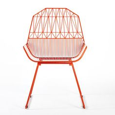 Farmhouse Chair Orange, $441, now featured on Fab.