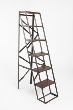 Folding Library Bookshelf, Urban Outfitters, $279 (I know we're all supposed to be mad at them for stealing ideas on etsy, but this shelf is cool.)