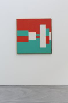 Camille Graeser at von Bartha Basel  MAR 29 - MAY 17 2014 Simple Collage, Abstract Art, Basel, Frame, Squares, Composition, Paintings, Artists, Color