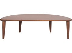 Arkvika Coffee Table in Walnut