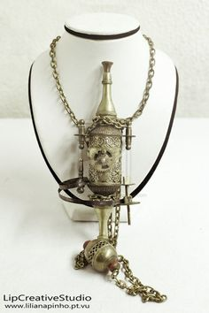 steampunk eCig necklace Please follow our boards for the Best in Vaping. Please journey to our websitore @ http://www.bluecigsupply.com