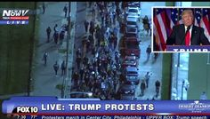The radical left seems ready to go to war over the new president. Sadly, this could be the beginning of a new era of protests, rioting and civil unrest.