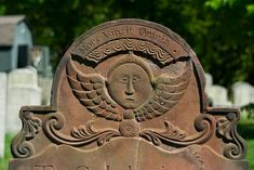 I guess it's macabre, but I loved exploring the tombstones at Sleepy Hollow Cemetery.  I thought the carvings were beautiful works of art :o)    I guess they're like everything else....they don't make them like that anymore