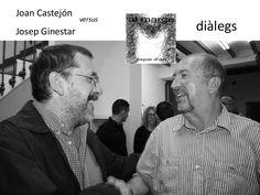 Exposición de dos grandes en Al Marge.  Joan Castejón y Josep Ginestar Inauguración el sábado 15 a las 20h. dossier-ginestar-castejn by Al Marge. espai d