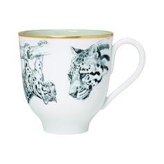1963d41d09 Hermés' carnets d' équateur porcelain collection depicts robert dallet's  animal kingdom