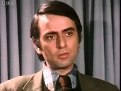 Carl Sagan on Religion - The anthropocentric conceit - YouTube - Segments about religion from Carl Sagan's book Pale Blue Dot. Carl Sagan speaks about the garden of eden and the hunger of knowledge.