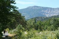 Camping L'Hirondelle, Leuk zwembad met glijbaan en rivier om in te zwemmen.