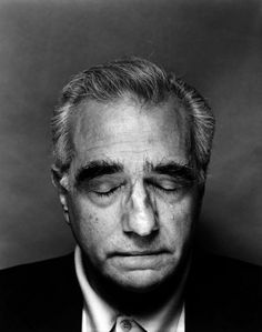 Martin Scorsese  by Tess Feuilhade
