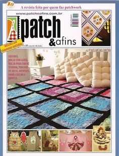 Revista Patchwork 18 - silmara - Álbuns da web do Picasa