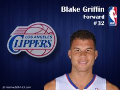 Blake Griffin - Los Angeles Clippers - 2014-15 Player