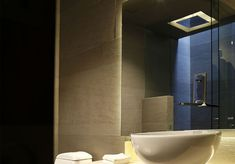 Grand Hyatt, Bathroom Lighting, Mirror, Furniture, Home Decor, Playa Del Carmen, Architects, Houses, Bathroom Light Fittings