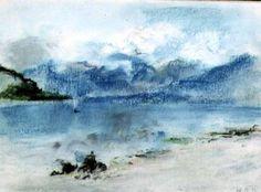 Hercules Brabazon Brabazon - Lake Maggiore