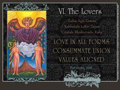 The Lovers Tarot Card Meanings Rider Waite Tarot Deck 1280x960