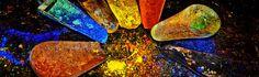 OKRA : conservatoire de la couleur, pigments et ocres.