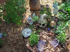 2011 And yet another fairy   garden