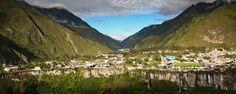 Banos Ecuador - Places to visit in Ecuador - Coolmon's Blog