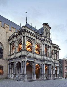 Kölner Rathauslaube in Köln, Architektur - baukunst-nrw