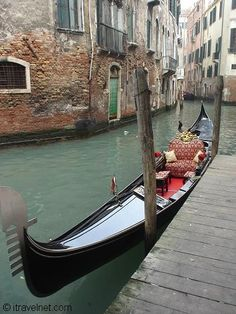 The REAL Venice (other one is apparently Las Vegas Venice..LOL---and yes the other is prettier..Ha!)
