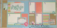 Booth #32: Love this Life Layout