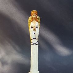 Jim Shore Angel by WillowLaneGallery on Etsy