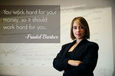 Meet a Financial Planner: Fradel Barber, the Visionary Entrepreneur