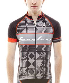 """FearLess RideMore"" Cycling Jersey $100 http://fearlessrevolution.myshopify.com/collections/cycling-gear/products/fearless-ride-more-cycling-jersey"