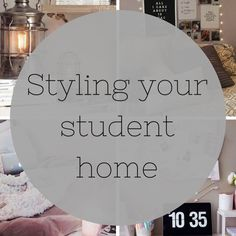Some inspo for how to add personality to your student accommodation at uni within the rules. How to create a calm environment which flows naturally from workspace, office desk environment to cosy, relaxing bedroom with mood lighting and candles.