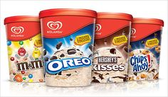 30+ Cool Ice Cream Packaging Designs For Inspiration