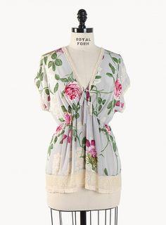Sleeveless V-Neck Top - Plus Size - Clothing