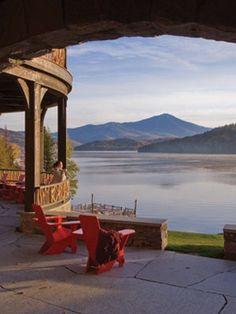 Lake Placid Lodge, Lake Placid, New York