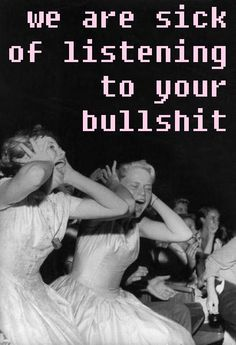 """Original caption from LIFE magazine: """"Happy screechers at Jacksonville hold their heads and yell as loud as they can as Elvis Presley yowls."""" Photo by Robert W. Elvis Presley, Migraine Meme, Headache Humor, Mein Hobby, Chronic Migraines, Chronic Pain, Chronic Illness, Chronic Fatigue, By Any Means Necessary"""