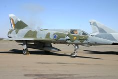 South African Air Force Mirage 3