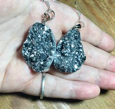 Crystal Earrings, Statement Earrings, Silver Earrings, Handmade Items, Etsy Handmade, Handmade Jewelry, Etsy Vintage, Etsy Jewelry, Jewelry Shop