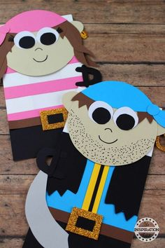 Paper Bag Pirate Puppets Kids Will Love · The Inspiration Edit This is a fabulous Preschool Craft or paper bag craft idea for little ones. Get creative with this Pirate Idea for Kids and fantastic for a themed pirate party. #Piratecraft #paperbagcraft #pirate #craftsforkids #craftideas #kidsactivities #kidscraft #preschool #kindergarten #pirateparty #partyideas #partyfavors #pirateparty