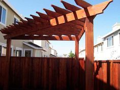 Triangular Pergola Plans | Best Pergola Ideas                                                                                                                                                      More