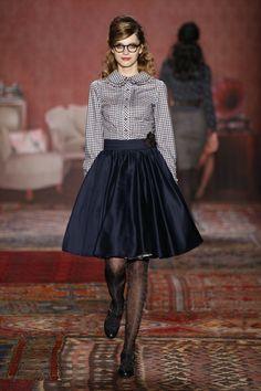 Lena Hoschek - Fall Winter 2011/2012 Ready-To-Wear - Shows - Vogue.it