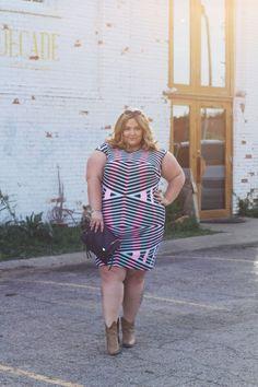 3ba52b6a3aff4 Spring Dresses with GwynnieBee.com    Fatgirlflow.com Curvy Fashion