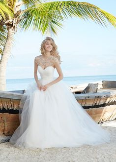 Bridal Gowns, Wedding Dresses by Blush - Style 1500