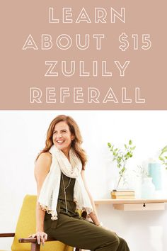 Sharing can get you free store credit at zulily! Did you know - if you share products and events with friends on Facebook, Pinterest or email, you can get $15 in credit when they make their first purchase? There are no limits to how many credits you can earn. Shop and share!