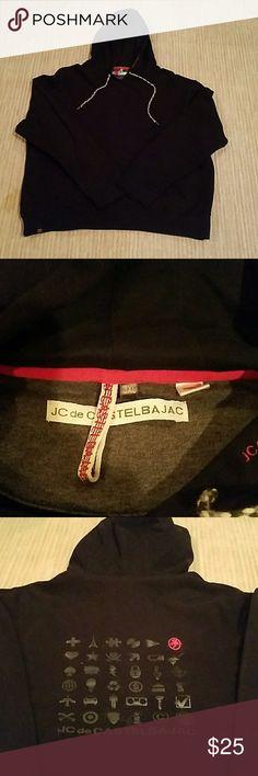 Men's castel ba jac sweat shirt JC de castelbajac 3xl sweat shirt Shirts Sweatshirts & Hoodies