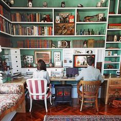 KJP factory office