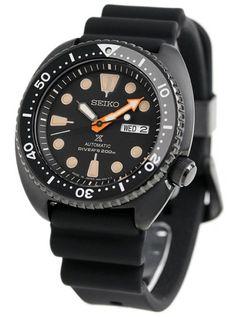 Seiko Prospex Ref. SRPC49K Black Series
