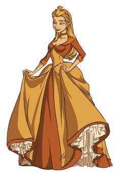 Her Imperial Highness, Princess Amber by JessDeaton on DeviantArt