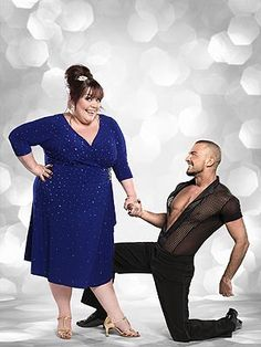 strictly come dancing, lisa riley