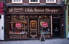 Famous sweet shop in London (25 New Row, Covent Garden, London)   - Bing Images