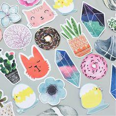 Assorted-Designs-Cute-Letter-Pad-Cats-Doughnut-Paper-font-b-Card-b-font-and-font-b.jpg (701×701)